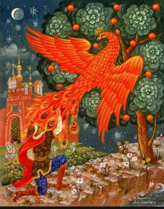 Russian Stories, Fairytales and Music - RIAG - Russian Irish