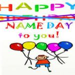 Celebrate Your Name Day!