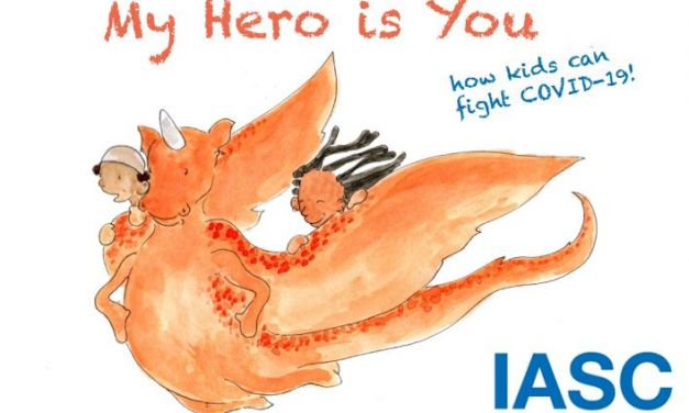 My Hero is YOU – Storybook for Children
