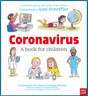 Corona Virus – a book for children